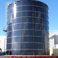 Anaerobic Digestion - Dairy Industry, Model: 3645, Capacity: 1,220m3/322,290USG
